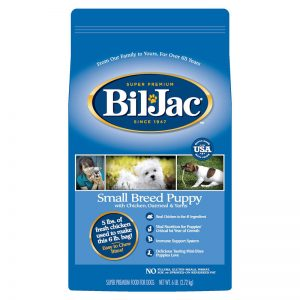 Bil-Jac Small Breed Puppy Dry Dog Food