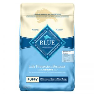 Blue Buffalo Life Protection Formula Puppy Dog Food