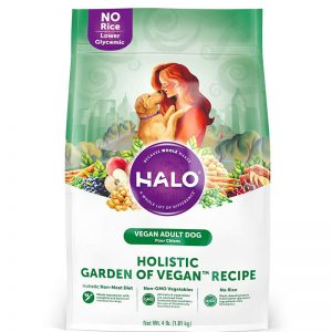 Halo Vegan Garden Medley Dry and Wet Dog Food