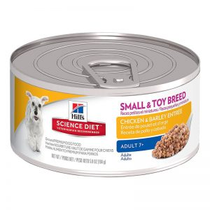 Hill's Science Diet Toy Breed Wet Dog Food