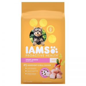 IamsProActive Health Smart Puppy Small & Toy Breed Food