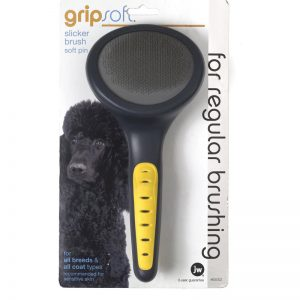 JW Pet GripsoftSlicker Brush