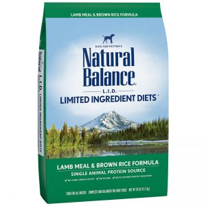 Natural Balance Limited Ingredient Diets Food