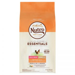 Nutro Wholesome Essentials Small Breed Puppy Food