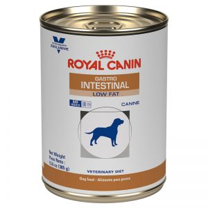 Royal Canin Veterinary Diet Canine Gastro Intestinal Low-Fat Canned Dog Food