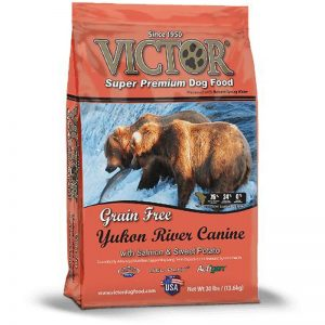 Victor Yukon River Salmon & Sweet Potato Grain-Free