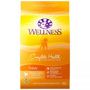 Wellness Complete Puppy Dog Food